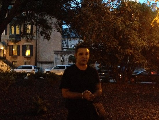 Afterlife Tours: Our tour guide Ryan.