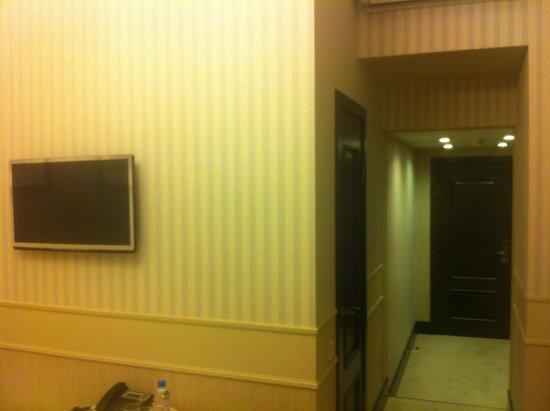 Kuznetskiy Inn Hotel: Холл отеля