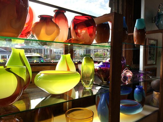 IceFire Glassworks, Cannon Beach