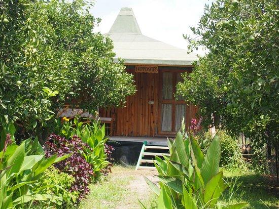 Bellerofon Hotel: Our bungalow