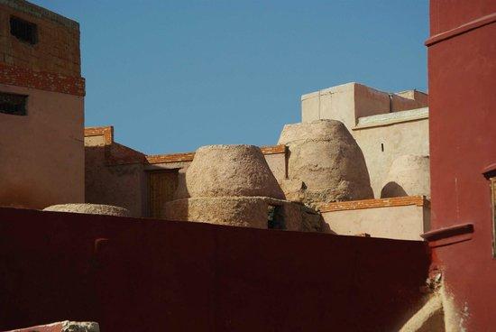 RIad Dar El Paco : Four poterie Safi