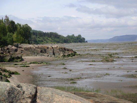 Le Gite les 13 Lunes : The beach a few steps away