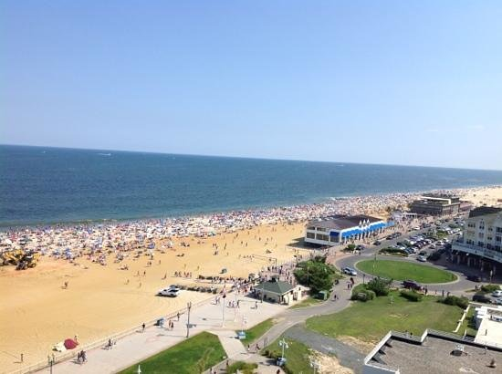 Ocean Place Resort & Spa: view from our room