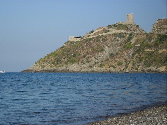 Altavilla Milicia, Italia: torre normanna