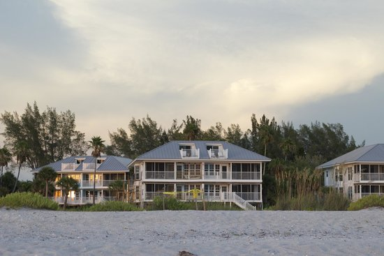 Palm Island Resort: from beach
