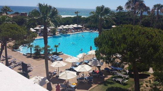 Valentin Sancti Petri Hotel Chiclana: Vistas desde nuestra habitacion