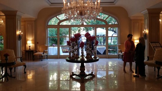 The Langham Huntington, Pasadena, Los Angeles: gorgeous lobby