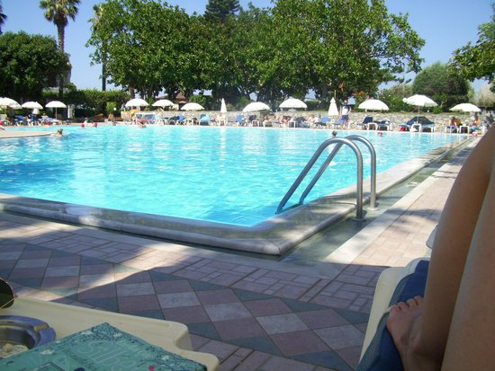 King Minos Palace Hotel : Pool