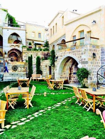 Taskonaklar Boutique Hotel: Superbe boutique hotel identique aux photos présentée par l'hotel. L accueil est remarquable, ai