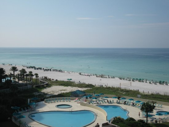 Edgewater Beach Condominium : View from Condo Balcony