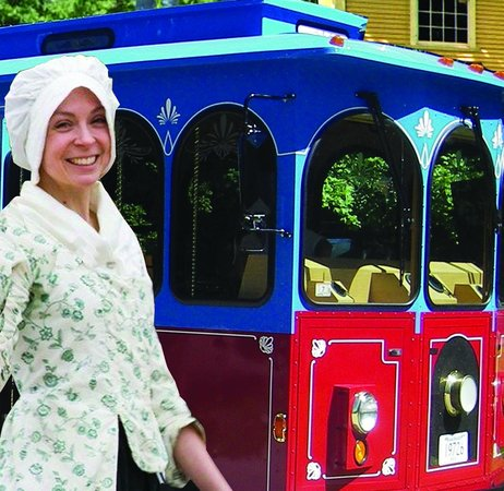 Liberty Ride: Award-winning guided trolley tour of historic Lexington & Concord