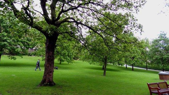 Jardines de la Calle de los Príncipes: Princes Street Gardens