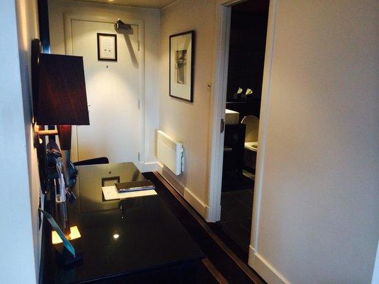 Malmaison Newcastle: Wiltshire suite
