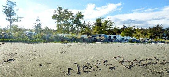 Weir's Beach RV Resort: Weir's Beach Ocean Sites
