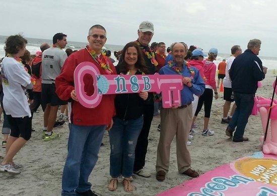 Country Inn & Suites by Radisson, Port Orange-Daytona, FL : New Years 2014 - Opening the Beach
