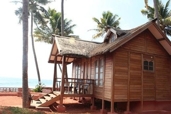 Blue Water Beach Resort: A premium cottage