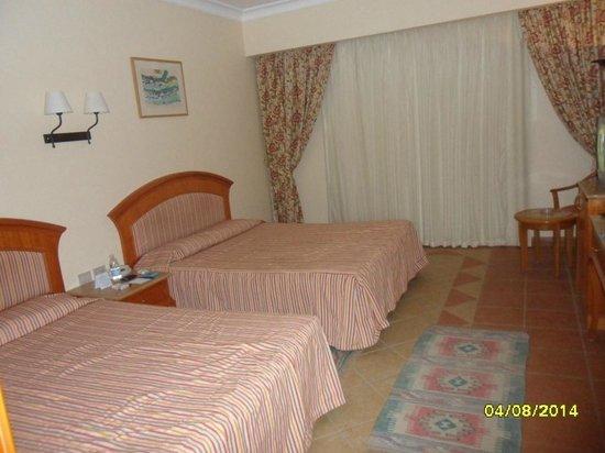 Sharm Grand Plaza: 4