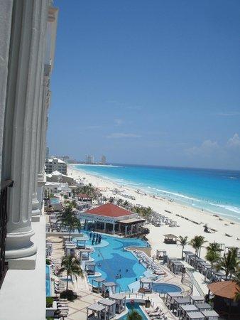 Hyatt Zilara Cancun: vista sacada
