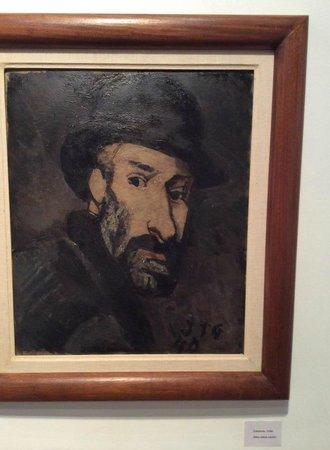 Museo Torres García: Obra da Exposição Homens e Monstros- Lautrec
