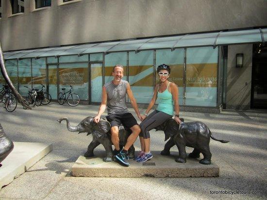 Toronto Bicycle Tours : Toronto Bike Tour
