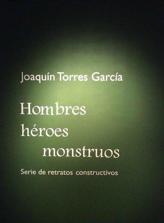 Museo Torres García: Titulo da Coleção