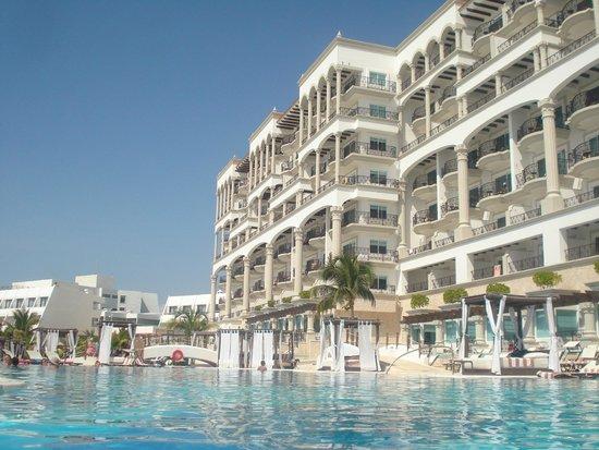 Hyatt Zilara Cancun: Vista geral