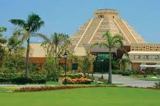 Iberostar Paraiso Maya: Main Lobby