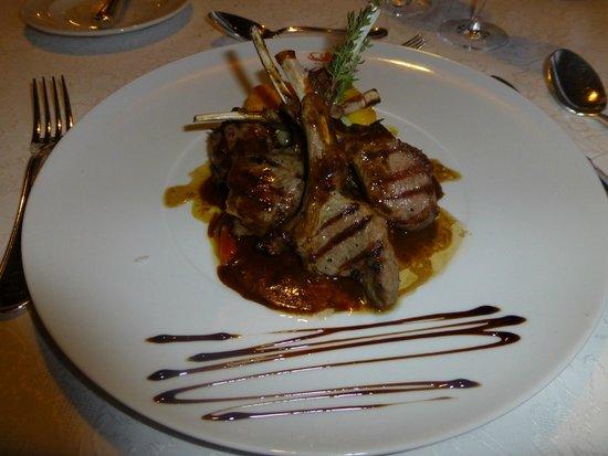 Hotel Botanico & The Oriental Spa Garden : Fab Food