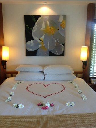 Centara Villas Samui: Honeymoon visit.
