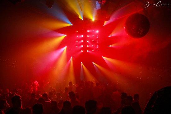 Palladium : el show de luces
