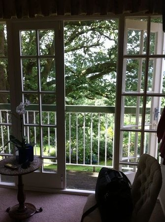 Miller Howe Hotel & Restaurant : View from Coniston Room