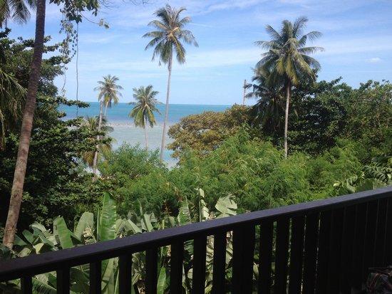 Centara Villas Samui: The View!!