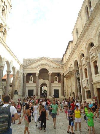 Palais de Dioclétien : Diocletians Palace