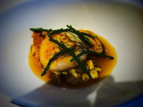 Miller Howe Hotel & Restaurant: Seafood
