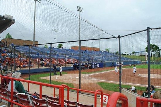National Softball Hall of Fame: The field where the Championships take place