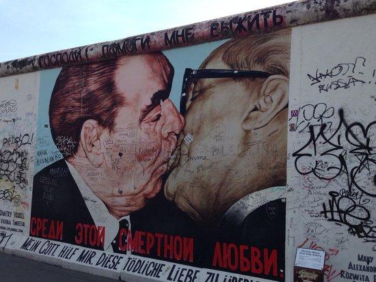 East Side Gallery: Historia att minnas