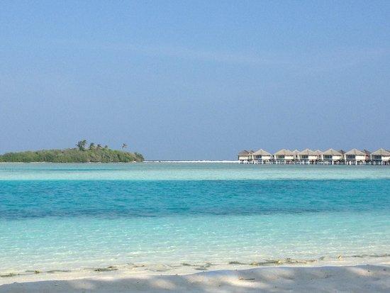 Cinnamon Dhonveli Maldives : Private Beach