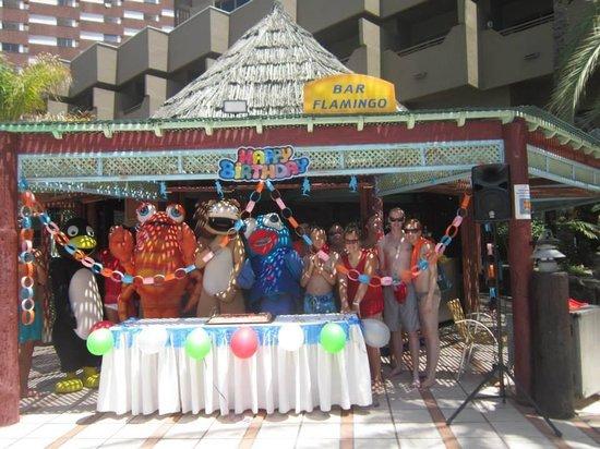 IFA Continental Hotel: Panchi Birthday