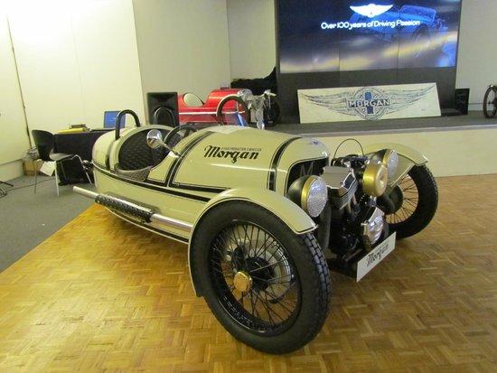Morgan Motor Company: 100th Morgan 3 wheeler