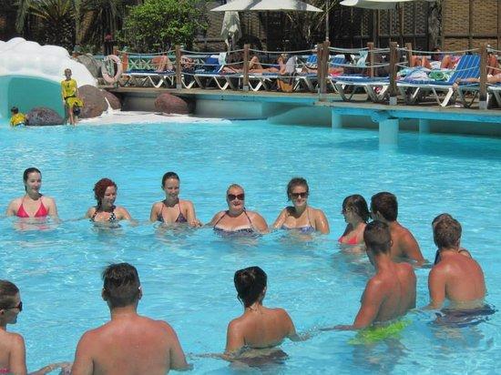IFA Continental Hotel: Aqua Gym