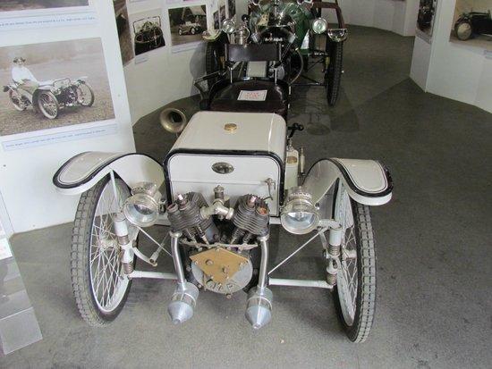 Morgan Motor Company: Morgan Museum