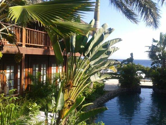 Van der Valk Kontiki Beach Resort: Uitzicht