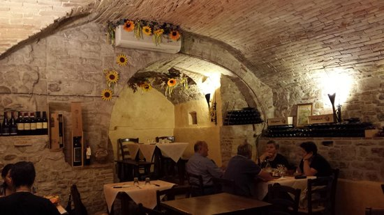 Osteria dei Re : Il ristorante