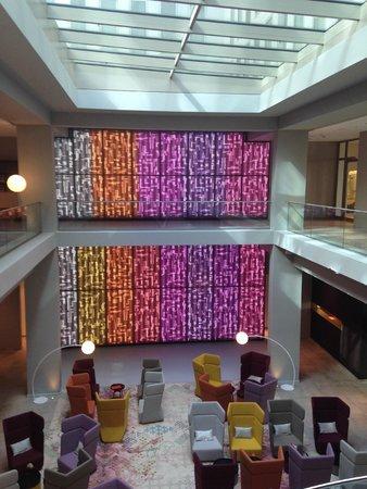Steigenberger Hotel Am Kanzleramt: Lobby