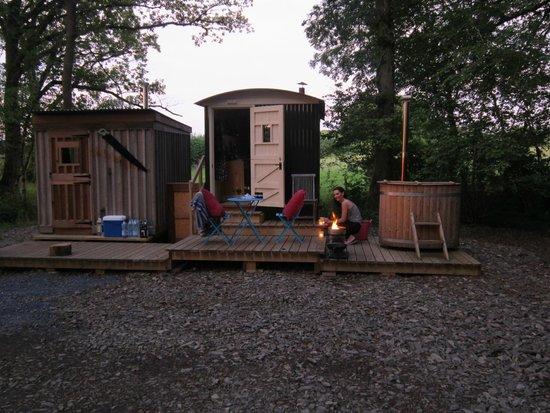 Mandinam: Shepherd hut