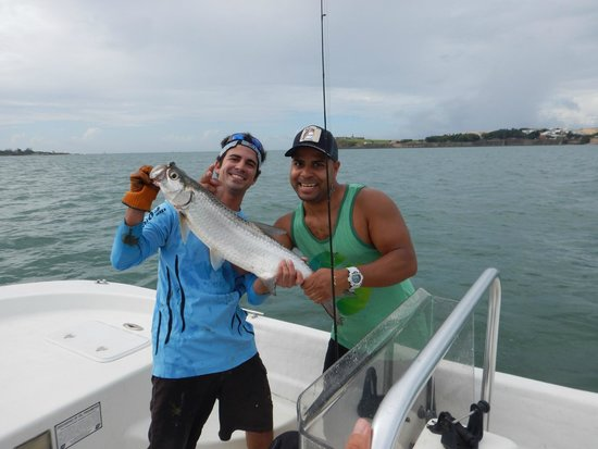 Fishing in puerto rico picture of bayside fishing for San juan fishing charters