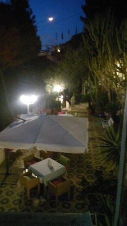 Hotel Oriente : che relax su questo terrazzo