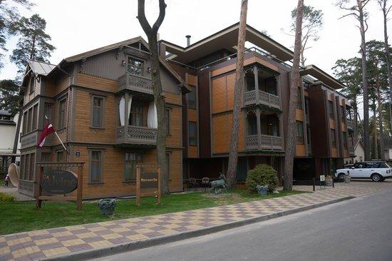 Villa Alvine