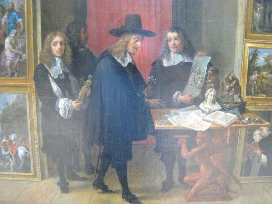 Royal Museums of Fine Arts of Belgium (Musees Royaux des Beaux Arts): Pensive
