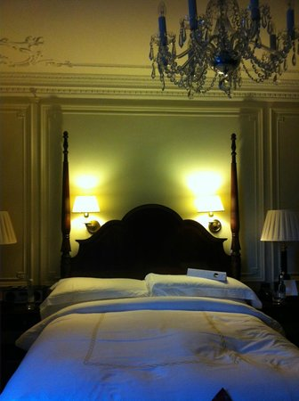 The Savoy: room
